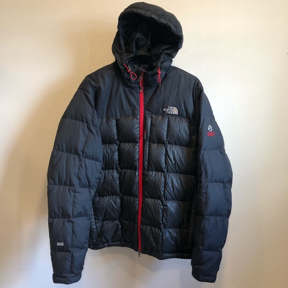 554923f2f Northface Summit Series Puffer 800 Mens L Jacket